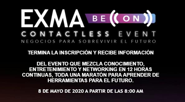 EXMA BeOn 2020